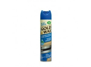 GOLD WAX SPRAY DO MEBLI ANTISTATIC